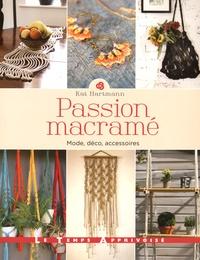 Kat Hartmann - Passion macramé - Mode, déco, accessoires.