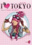 Kat et  San - I love Tokyo Tome 1 : L'Empire des Queens.