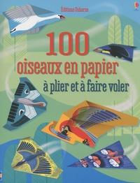 100 oiseaux en papier - Kat Leuzinger | Showmesound.org