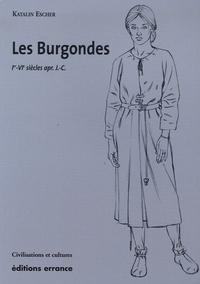 Les Burgondes - Ie-VIe siècle apr. J-C.pdf