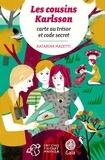 Katarina Mazetti - Les cousins Karlsson Tome 7 : Carte au trésor et code secret.