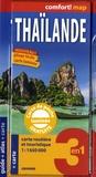 Katarzyna Byrtek - Thaïlande - Guide + Atlas + Carte 1/1 650 000. 1 Plan détachable
