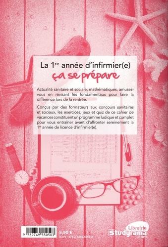 Le cahier de vacances pour réussir en 1re année d'infirmier(e). Testez-vous !  Edition 2021