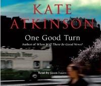 Kate Atkinson - One Good Turn. 5 CD audio