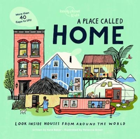 Kate Baker et Rebecca Green - A place called home.