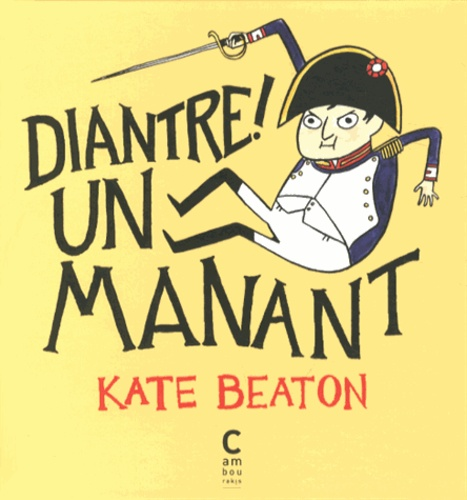 Kate Beaton - Diantre ! Un manant.