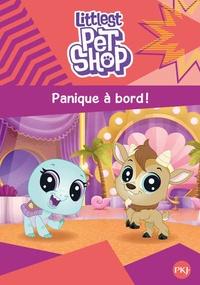 Kate Leth - Littlest Pet Shop Tome 4 : Panique à bord !.