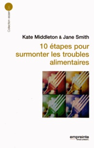 Kate Middleton et Jane Smith - 10 étapes pour surmonter les troubles alimentaires.