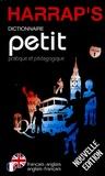 Kate Nicholson et Anna Stevenson - Petit dictionnaire Anglais-Français/Français-Anglais.