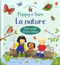 Kate Nolan et Nat Hues - La nature - Petit guide d'observation.