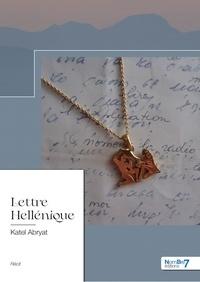 Katel Abryat - Lettre Hellénique.