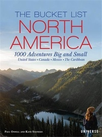 Kath/oswell Stathers - The Bucket List North America /anglais.
