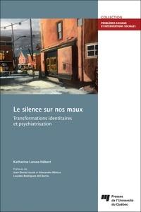 Histoiresdenlire.be Le silence sur nos maux - Transformations identitaires et psychiatrisation Image