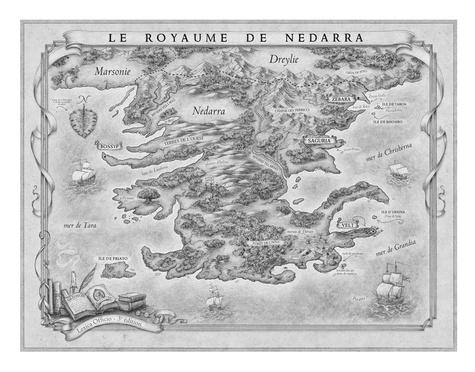 Le monde de Nedarra Tome 2 La Colonie perdue