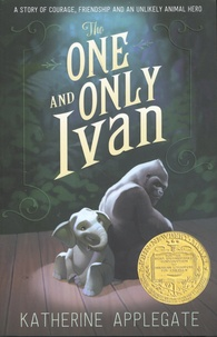 Katherine Applegate - The One and Only Ivan.