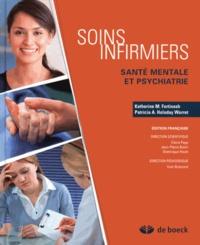 Deedr.fr Soins infirmiers - Santé mentale et psychiatrie, 3 volumes Image