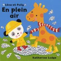 Katherine Lodge - Léna et Polly  : En plein air.