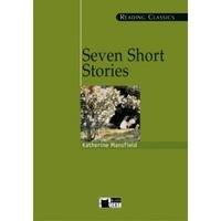 Katherine Mansfield - Seven Short Stories. 1 CD audio