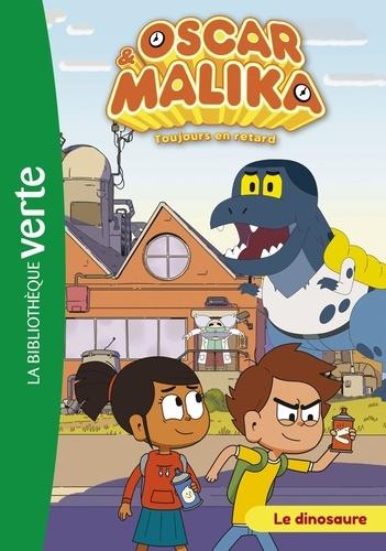 Oscar et Malika Tome 6 Le dinosaure