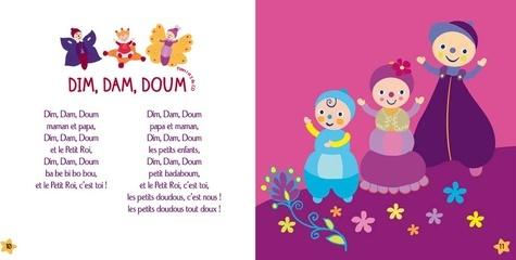 Dim Dam Doum. Au dodo les doudous  avec 1 CD audio
