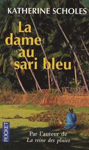 Katherine Scholes - La dame au sari bleu.