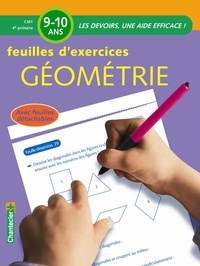 Kathleen Carlier - Feuilles d'exercices Géométrie Primaire CM1 - 9-10 ans.