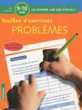 Kathleen Carlier - Feuilles d'exercices Problèmes Primaire CM1 - 9-10 ans.
