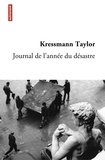 Kathrine Kressmann Taylor - Journal de l'année du désastre.