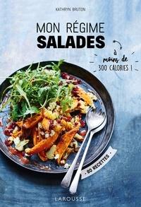 Histoiresdenlire.be Mon régime salades - A moins de 300 calories! Image