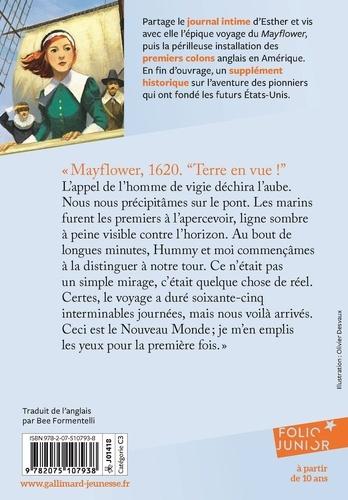 En route vers le Nouveau Monde. Journal d'Esther Whipple 1620-1621