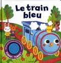 Kathryn Selbert - Le train bleu.