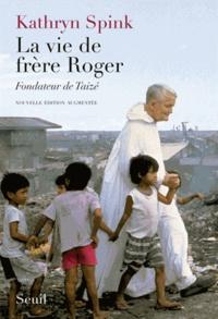 Histoiresdenlire.be La vie de frère Roger, fondateur de Taizé Image