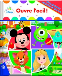 Kathy Broderick et  The Disney Storybook Art Team - Ouvre l'oeil !.