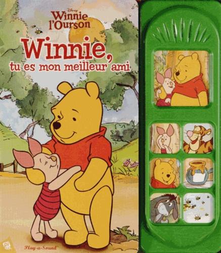 Kathy Broderick - Winnie, tu es mon meilleur ami.