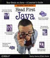 Kathy Sierra et Bert Bates - Head First Java - Edition en anglais.