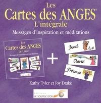 Les Cartes des Anges- L'intégrale, Messages d'inspiration et méditations - Kathy Tyler |
