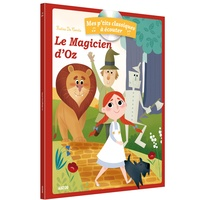 Katia De Conti - Le magicien d'Oz. 1 CD audio