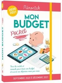 Katia Finances - Mon budget pocket - De septembre 2020 à décembre 2021.