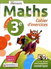 Téléchargement ebook gratuit portugais pdf Maths 3e iParcours  - Cahier d'exercices par Katia Hache, Sébastien Hache 9782362461026 iBook PDB DJVU