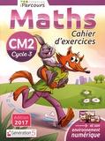 Katia Hache et Sébastien Hache - Maths CM2 iParcours - Cahier d'exercices.