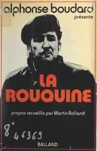 Katia et Alphonse Boudard - La rouquine.