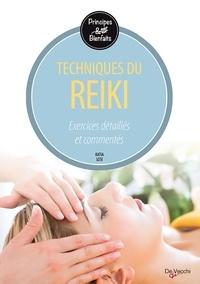 Katia Losi - Le reiki - Exercices détaillés et commentés.