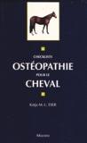 Katia M-L Eser - Ostéopathie pour le cheval.