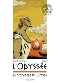 Katia Wolek et  Mokë - L'Odyssée - Le voyage d'Ulysse.