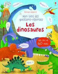 Rhonealpesinfo.fr Mon livre des questions-reponses : les dinosaures Image