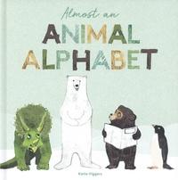 Katie Viggers - Almost an animal alphabet.