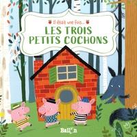 Katleen Put et Ailie Busby - Les Trois Petits Cochons.