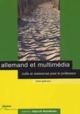 Katrin Goldmann - Allemand et multimédia - Outils et ressources pour le professeur. 1 Cédérom