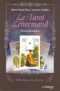 Katrin Rosali Giza et Susanne Schöfer - Le tarot Lenormand - Oracle divinatoire.