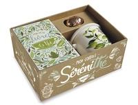 Mon coffret Sérénithé- Coffret livre + tasse à thé + boule à thé - Katrin Rougeventre pdf epub